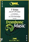 Okładka: Sturzenegger Kurt, 7 Trios Aus Der 16.-18. Jahrhundert