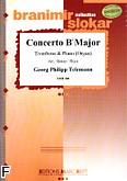 Ok�adka: Telemann Georg Philipp, Concerto B-dur