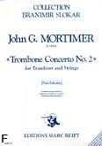 Ok�adka: Mortimer John Glenesk, Trombone Concerto nr 2