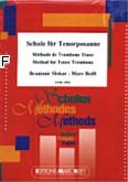 Okładka: Reift Marc, Slokar Branimir, Schule Für Tenorposaune (Vol. 1-3)