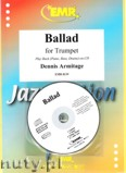 Okładka: Armitage Dennis, Ballads for Trumpet and Piano or CD