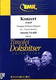 Ok�adka: Vivaldi Antonio, Konzert d-moll (Dokshitser)