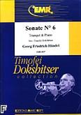 Okładka: Händel George Friedrich, Sonata nr 6