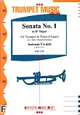 Ok�adka: Vivaldi Antonio, Sonata nr 1 In Bb Major