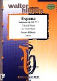 Ok�adka: Alb�niz Isaac, Espana Op. 165 nr 3 Malaguena