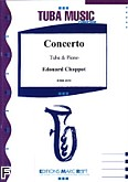 Okładka: Chappot Edouard, Concerto