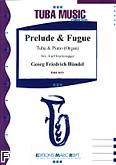Okładka: Händel George Friedrich, Prelude & Fugue (Sturzenegger)