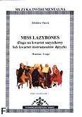 Okładka: Pucek Zdzisław, Miss Laybones (partytura)