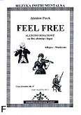 Okładka: Pucek Zdzisław, Feel free na flet, altówkę i fagot