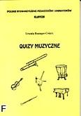 Okładka: Bissinger-Ćwierz Urszula, Quizy muzyczne