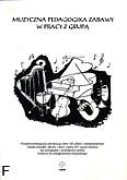 Ok�adka: Bissinger-�wierz Urszula, Muzyczna pedagogika zabawy w pracy z grup� + p�yta CD