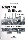 Ok�adka: Jasinski Richard, Rhythm & Blues na flet i klarnet