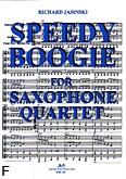 Okładka: Jasinski Richard, Speedy Boogie (partytura+głosy)