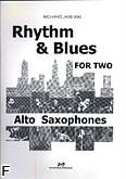 Ok�adka: Jasinski Richard, Rhythm & Blues for two
