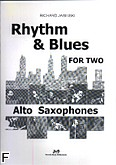 Okładka: Jasinski Richard, Rhythm & Blues for two