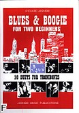 Ok�adka: Jasinski Richard, Blues & Boogie for two beginners
