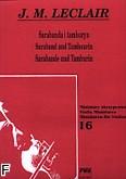 Ok�adka: LeClair Jean-Marie, Sarabanda i tamburyn