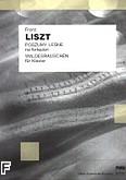 Okładka: Liszt Franz, Poszumy leśne