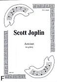 Ok�adka: Joplin Scott, Antoinet na gitar�