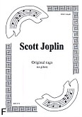 Okładka: Joplin Scott, Original rags na gitarę