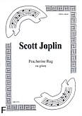Ok�adka: Joplin Scott, Peacherine rag na gitar�