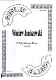 Okładka: Janiszewski Wacław, Z narodzenia Pana