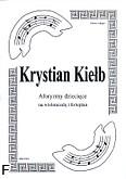 Ok�adka: Kie�b Krystian, Aforyzmy dzieci�ce na wiolonczel� i fortepian