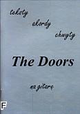 Okładka: Doors The, The Doors - śpiewnik