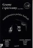 Okładka: , Gramy i śpiewamy - najpiękniejsze polskie ballady z.4