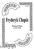 Okładka: Chopin Fryderyk, Bolejąca Matka