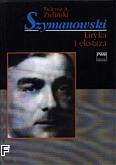 Okładka: Zieliński Tadeusz Andrzej, Szymanowski. Liryka i ekstaza.