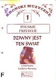 Ok�adka: Niemen Czes�aw, Dziwny jest ten �wiat- polskie przeboje z1