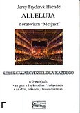 Ok�adka: H�ndel George Friedrich, Alleluja z oratorium Mesjasz