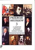 Okładka: Korn Krzysztof, Przeboje mistrzów z. 3