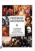 Ok�adka: Korn Krzysztof, Przeboje mistrz�w z. 4