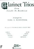 Okładka: , Clarinet Trios