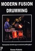 Okładka: Kobiela Roman, Modern Fusion Drumming