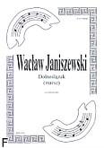 Okładka: Janiszewski Wacław, Dolnoślązak (marsz) (partytura + głosy)