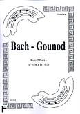 Ok�adka: Bach Johann Sebastian, Gounod Charles, Ave Maria