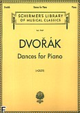 Okładka: Dvořák Antonin, Dances For Piano