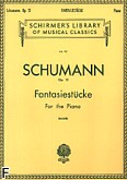 Ok�adka: Schumann Robert, Fantasiest�cke, Op. 12