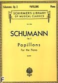 Okładka: Schumann Robert, Papillons (Butterflies), Op. 2