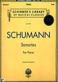 Okładka: Schumann Robert, Sonatas