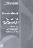 Ok�adka: Idaszak Danuta, Grodzisk Wielkopolski