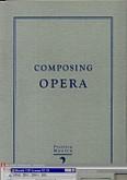 Ok�adka: Szweykowski Zygmunt, Composing Opera 2