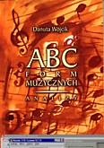 Okładka: Wójcik Danuta, ABC form muzycznych - analizy