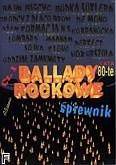 Okładka: Templin Grzegorz, Ballady rockowe 1 - śpiewnik lata 80-te