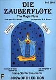Ok�adka: Mozart Wolfgang Amadeusz, Die Zauberfl�te