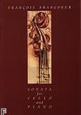Ok�adka: Francoeur Fran�ois, Sonata na wiolonczel� i fortepian