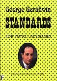 Okładka: Gershwin George, Standards na fortepian